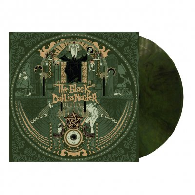 the-black-dahlia-murder - Ritual | Swamp Green Marbled Vinyl