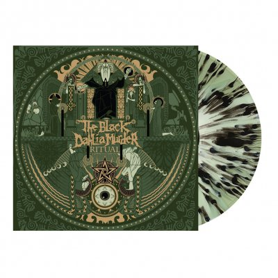 the-black-dahlia-murder - Ritual | Light Green/Black/White Splatter Vinyl