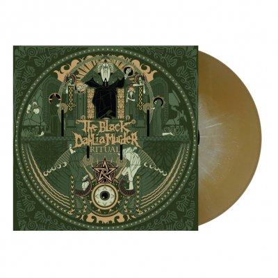 the-black-dahlia-murder - Ritual | Gold/Silver Splatter Vinyl