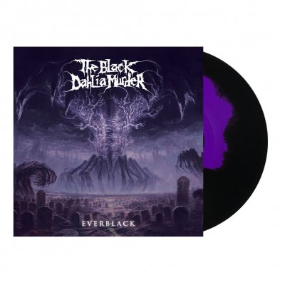 the-black-dahlia-murder - Everblack | Violet Blue/Black Marbled Vinyl