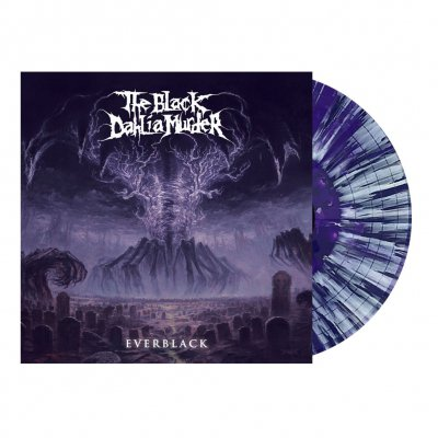 the-black-dahlia-murder - Everblack | Purple/White/Black Splatter Vinyl