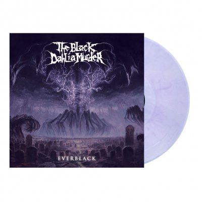 metal-blade - Everblack | Clear Lavender Marbled Vinyl