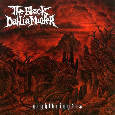 The Black Dahlia Murder - Nightbringers | Ltd. Digipak