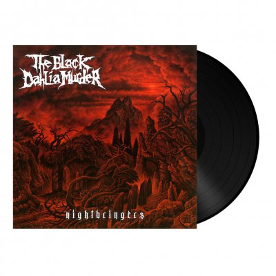 shop - Nightbringers | 180g Black Vinyl