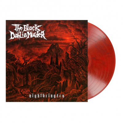 the-black-dahlia-murder - Nightbringers | Red/Black Marbled Vinyl