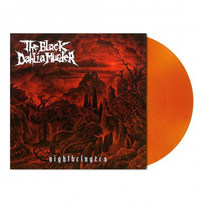 The Black Dahlia Murder - Nightbringers | Signal Orange Vinyl