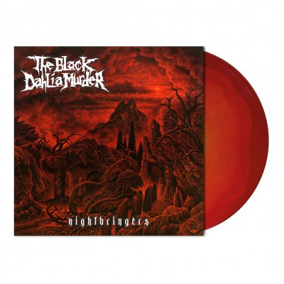 The Black Dahlia Murder - Nightbringers | Orange/Red Color In Color