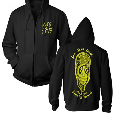 laura-jane-grace-and-the-devouring-mothers - Snake&Bones | Zip-Hood