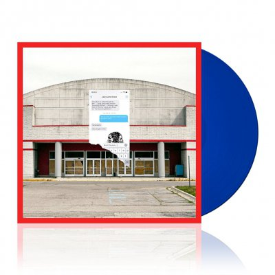 shop - Bought To Rot | Blue Vinyl