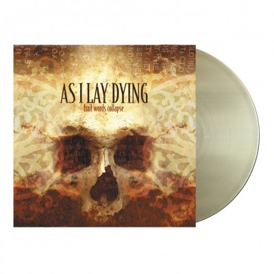 As I Lay Dying - Frail Words Collapse | Golden Vinyl