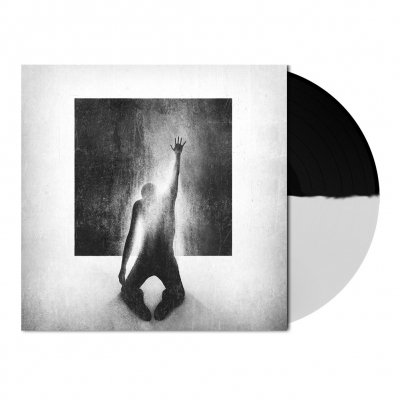 shop - Forging The Eclipse | Black/White Split Vinyl