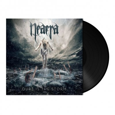 shop - Ours Is The Storm | 180g Black Vinyl