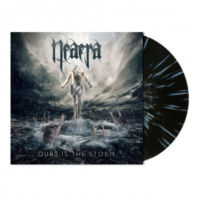 shop - Ours Is The Storm | Black/White Splatter Vinyl