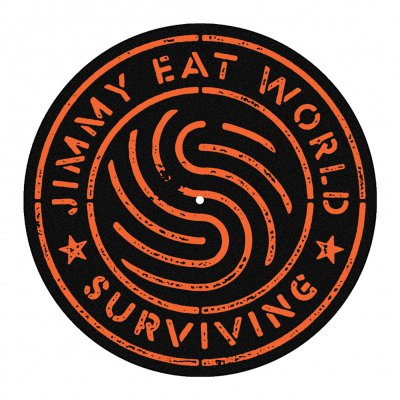 Jimmy Eat World - Surviving | Slipmat