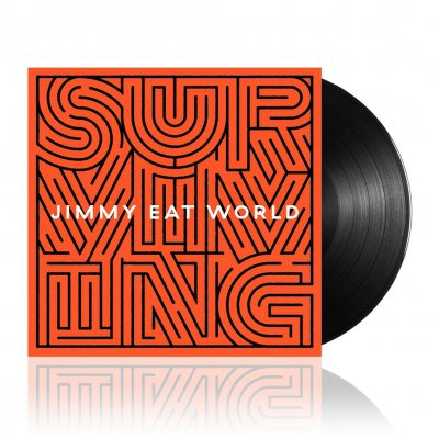 Surviving | Black Vinyl