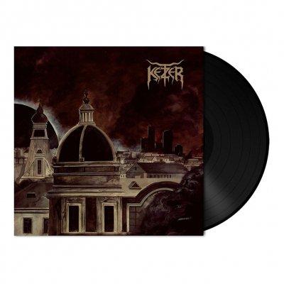 Ketzer - Endzeit Metropolis | 180g Black Vinyl