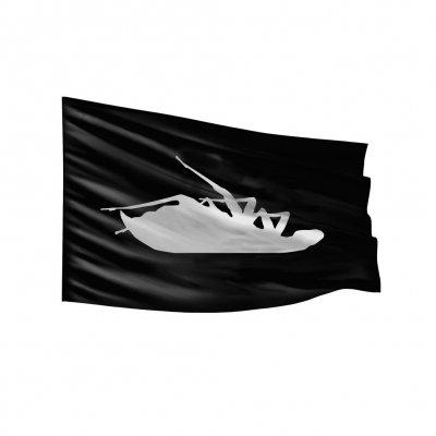 Roach | Wall Flag