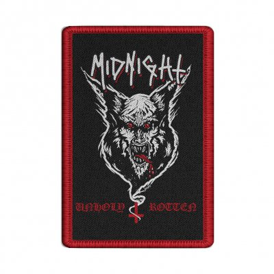 Midnight - Unholy Rotten | Embroidered Patch