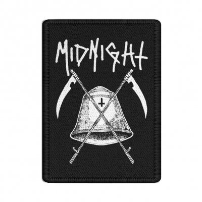 Midnight - Bell | Embroidered Patch