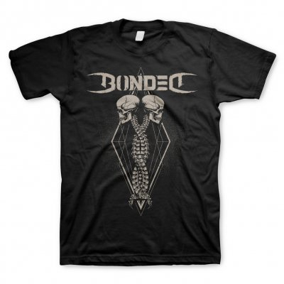 bonded - Two Skulls | T-Shirt