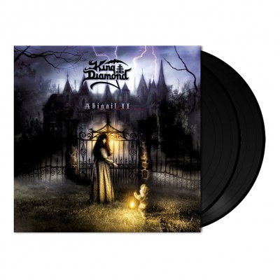 shop - Abigail II: The Revenge | 2x180g Black Vinyl