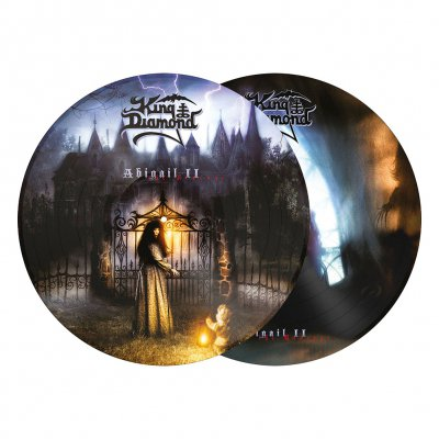 King Diamond - Abigail II: The Revenge | 2xPicture Vinyl