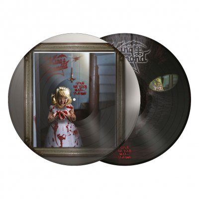 King Diamond - Give Me Your Soul...Please | 2xPicture Vinyl