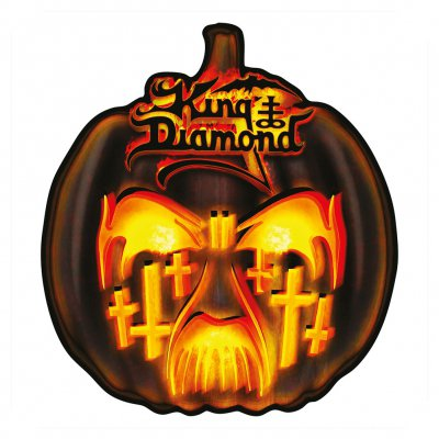 King Diamond - Halloween | Shape Pic-Disc Vinyl EP