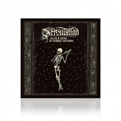 Tribulation - Alive & Dead At Södra Teatern | 2xCD+DVD