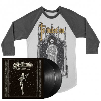 shop - Alive & Dead At Södra Teatern | 2xBlack Vinyl+DVD + LS Bundle