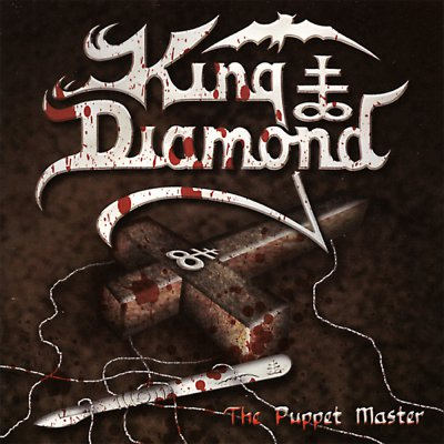 King Diamond - The Puppet Master | CD+DVD