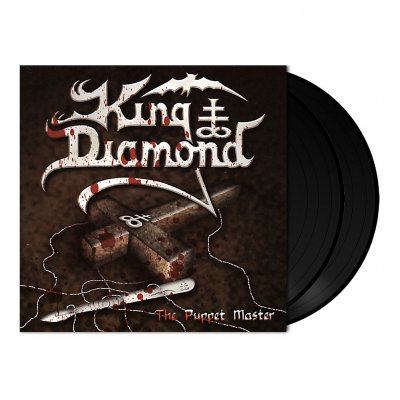 shop - The Puppet Master | 2x180g Black Vinyl