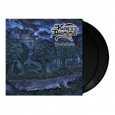 King Diamond - Voodoo | 2x180g Black Vinyl
