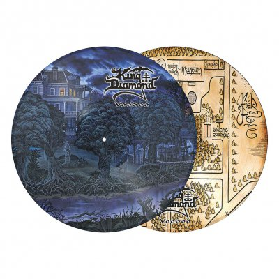 King Diamond - Voodoo | 2xPicture Vinyl