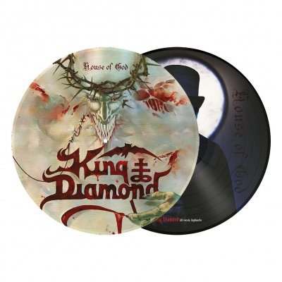 King Diamond - House Of God | 2xPicture Vinyl
