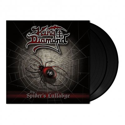shop - The Spider's Lullabye | 2x180g Black Vinyl