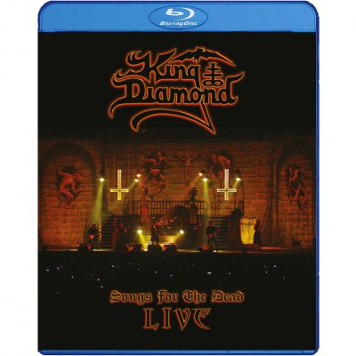 King Diamond - Songs For The Dead Live | Blu-Ray
