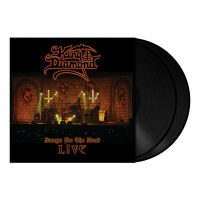 shop - Songs For The Dead Live | 2x180g Black Vinyl