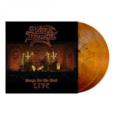 shop - Songs For The Dead Live | 2xOrange-Brown/Black Mar
