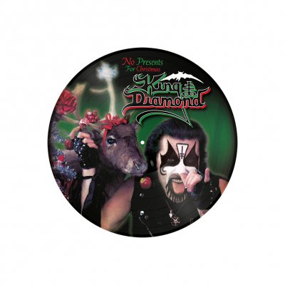 King Diamond - No Presents For Christmas | Picture Vinyl