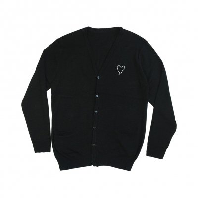 shop - Barbed Wire Heart | Cardigan