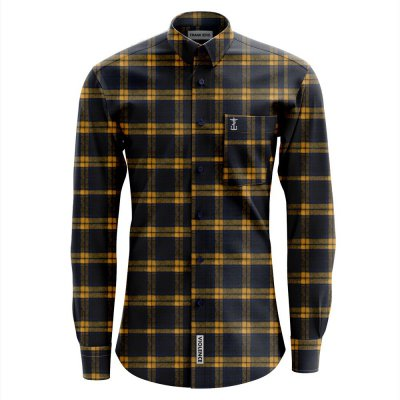 shop - Cross | Embroidered Flannel