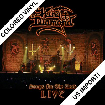 shop - Songs For The Dead Live | 2xRoot Beer/Brown Marble