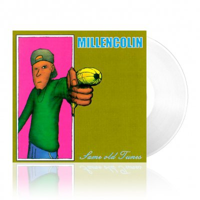 Millencolin - Same Old Tunes | Clear Vinyl