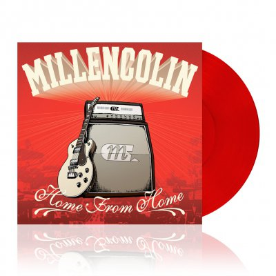 millencolin - Home From Home | Red Vinyl