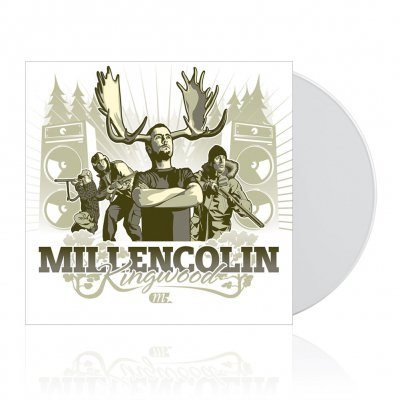 millencolin - Kingwood | White Vinyl