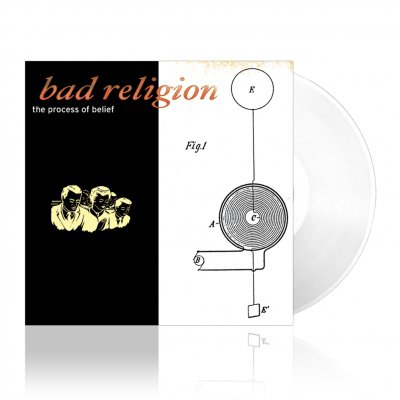 bad-religion - Process Of Belief | Clear Vinyl