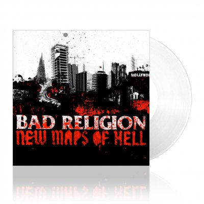 Bad Religion - New Maps Of Hell | Clear Vinyl