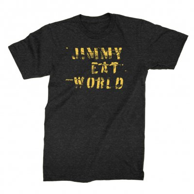 Jimmy Eat World - Duct Tape Logo | T-Shirt