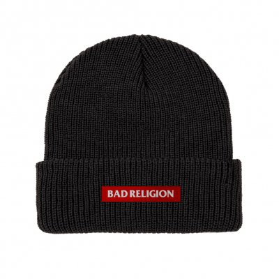 bad-religion - Logo Red | Beanie